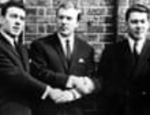 Kray brothers 'at centre of illegal bond sales' – archive, 31 July 1968